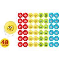 SpongeBob Yo-Yos 48ct