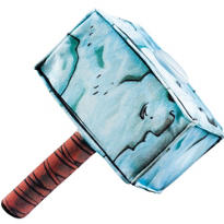 Soft Thor Hammer 9in