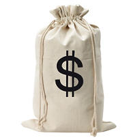 Wild West Money Bag