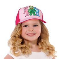 Child Pink Yo Gabba Gabba Baseball Hat