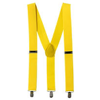 Yellow Suspenders