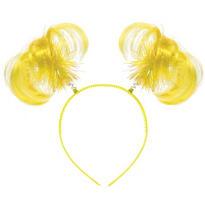 Yellow Ponytail Headband
