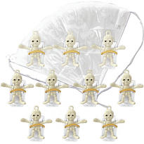 Halloween Monster Paratroopers 10ct