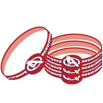 Avengers Wristbands 4ct