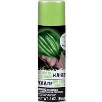Glow In The Dark Hair Spray 3oz
