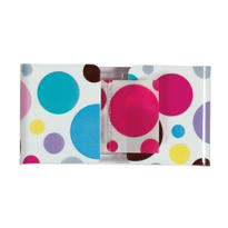 Polka Dot Flag Page Markers 72pc