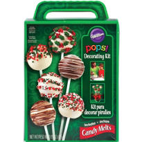 Christmas Candy Pops Kit 52pc