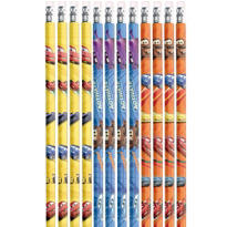 Cars Pencils 12ct
