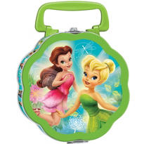 Tinker Bell Metal Lunch Box