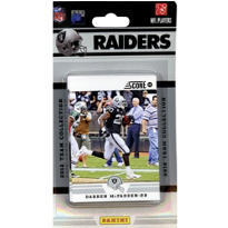 Raiders Team Cards