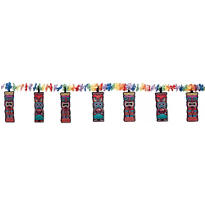 Tiki Flower Garland 12ft