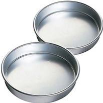 Round Cake Pans 2ct