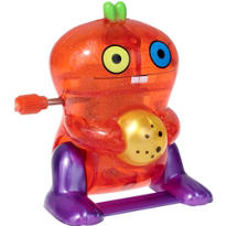 Red Uglydoll Babo Windup Toy
