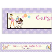 Modern Mommy Custom Banner 6ft