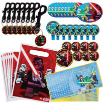 Lego Star Wars Favor Pack 48pc