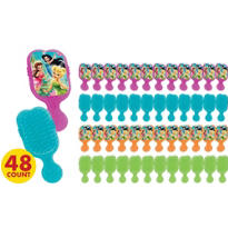 Disney Fairies Hairbrushes 48ct