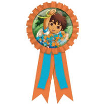Go, Diego, Go! Award Ribbon