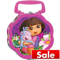 Dora the Explorer Tin Box