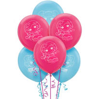 Latex Lalaloopsy Balloons 12in 6ct