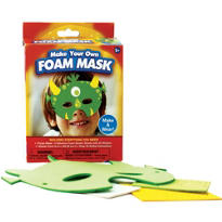 Foam Mask Craft Kit