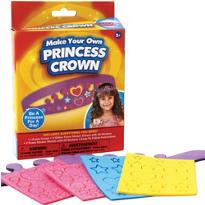 Princess Crown Craft Kit