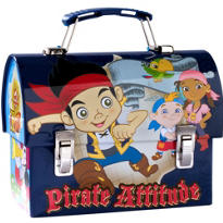Jake and the Never Land Pirates Mini Lunch Box