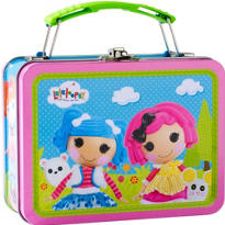 Mini Lalaloopsy Tin Box