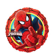 Foil Ultimate Spider-Man Balloon 18in