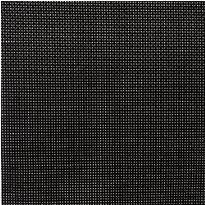 Black Woven Placemat