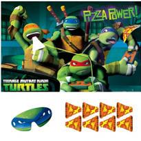 Teenage Mutant Ninja Turtles Party Game