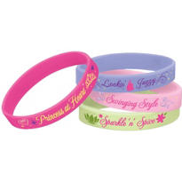 Princess and the Frog Wristbands 4ct