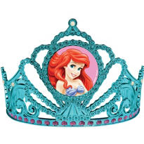 Little Mermaid Princess Tiara