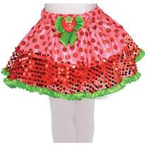 Child Strawberry Shortcake Tutu