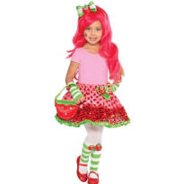 Child Strawberry Shortcake Accessory Kit