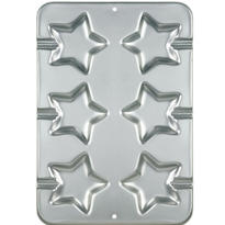 Star Cookie Mold 10in x 14in