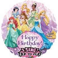 Disney Princess Balloon - Singing