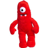 Clip-On Yo Gabba Gabba! Muno Plush