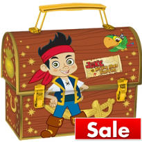 Jake and the Never Land Pirates Tin Box