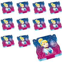 Cinderella Notepads 24ct