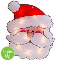 Light-Up Santa