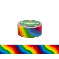 Rainbow Duckling Tape