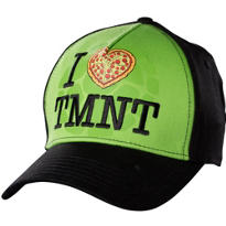 I Heart Pizza Teenage Mutant Ninja Turtles Baseball Hat