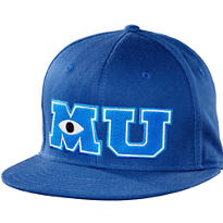 Monsters University Baseball Hat