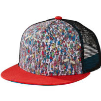 Where's Waldo Trucker Hat