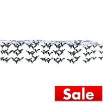 Bat Attack Ceiling Decoration 12ft