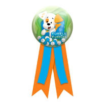 Bubble Guppies Award Ribbon