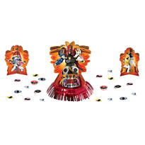 Power Rangers Megaforce Table Decorating Kit 23pc