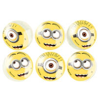 Despicable Me Bounce Balls 6ct
