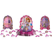 Sofia the First Table Decorating Kit 23pc