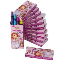 Sofia the First Crayons 12ct